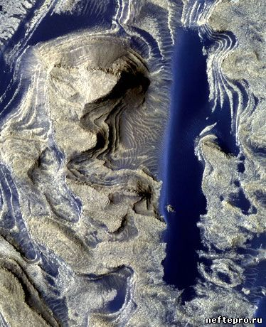 зеро нефти на Марсе