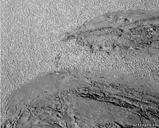 тяжелые фракции нефти на Марсе